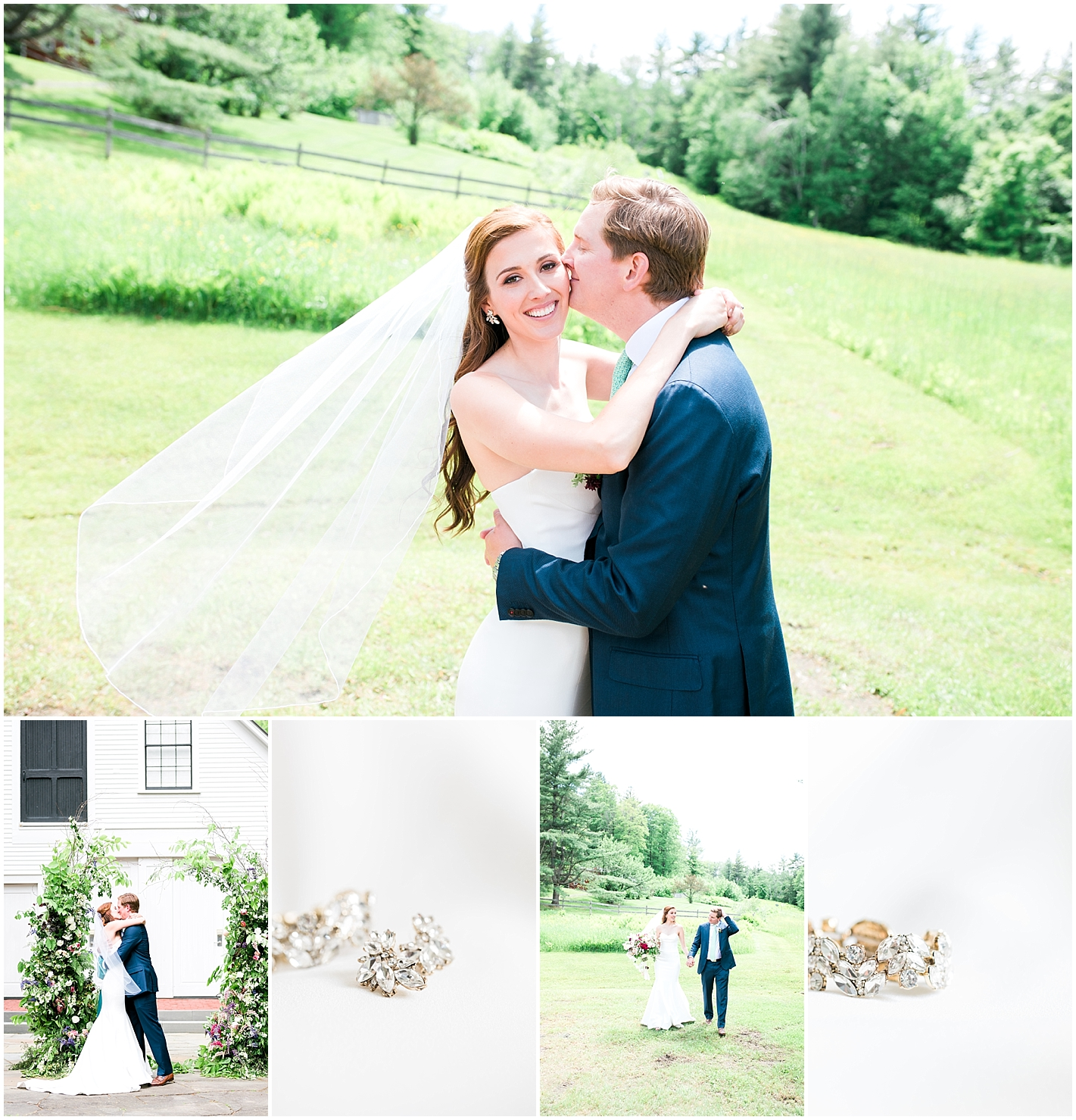 Woodstock Vermont Wedding Photographer Alyssa Parker Photography
