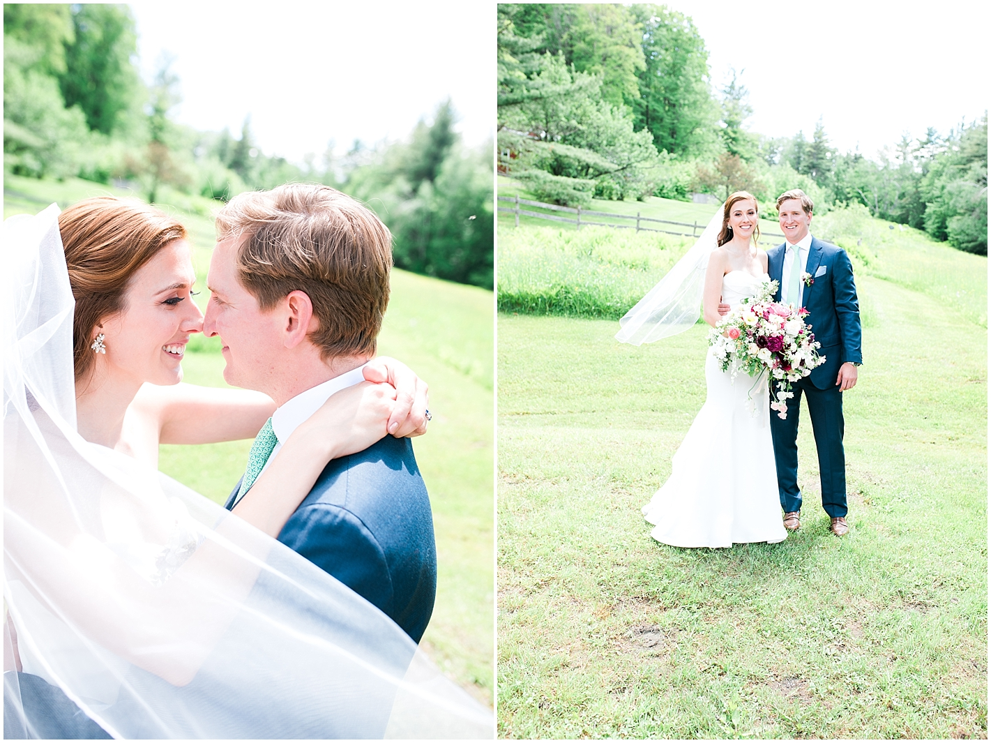 Woodstock Vermont Wedding Portrait Photographer Alyssa Parker Photography