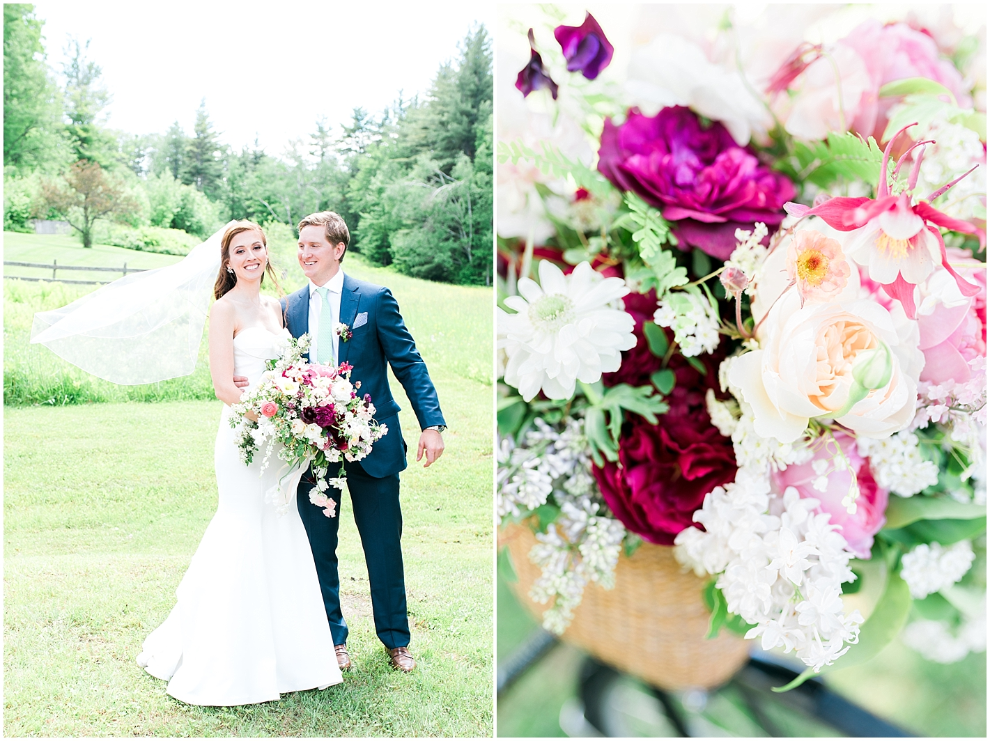 Summer New england destination wedding Photographer Alyssa Parker Photography