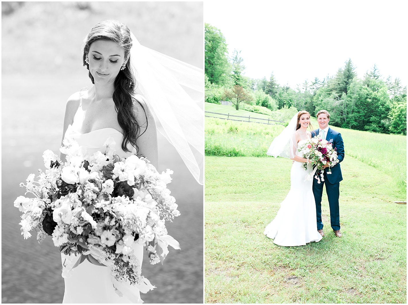 Vermont Destination Wedding Photographer Alyssa Parker Photography