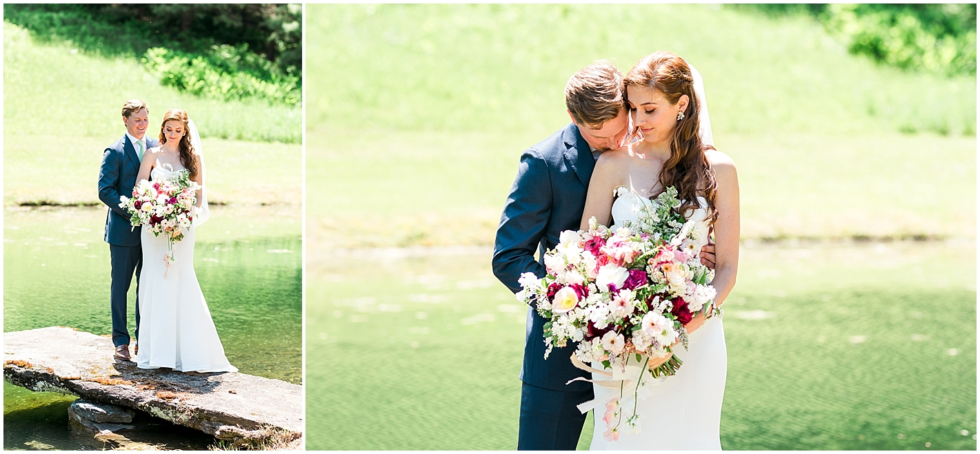 Bride and groom portraits New England Wedding Photographer Alyssa Parker Photography