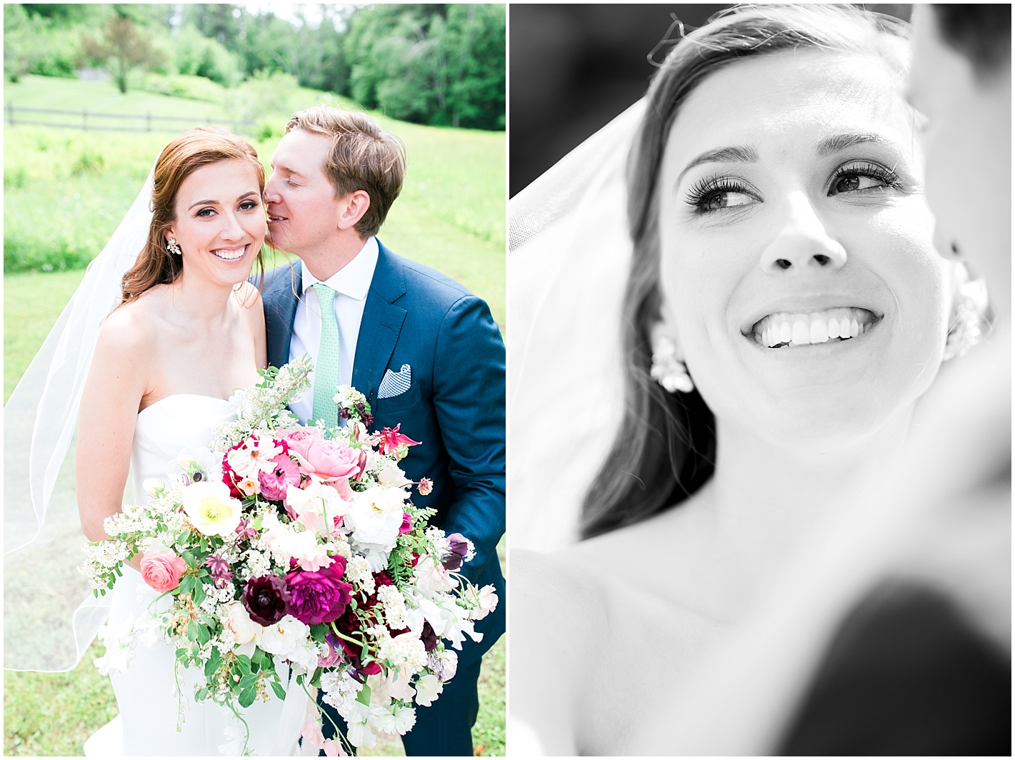Stunning bride and groom images by New England Wedding Photographer Alyssa Parker Photography