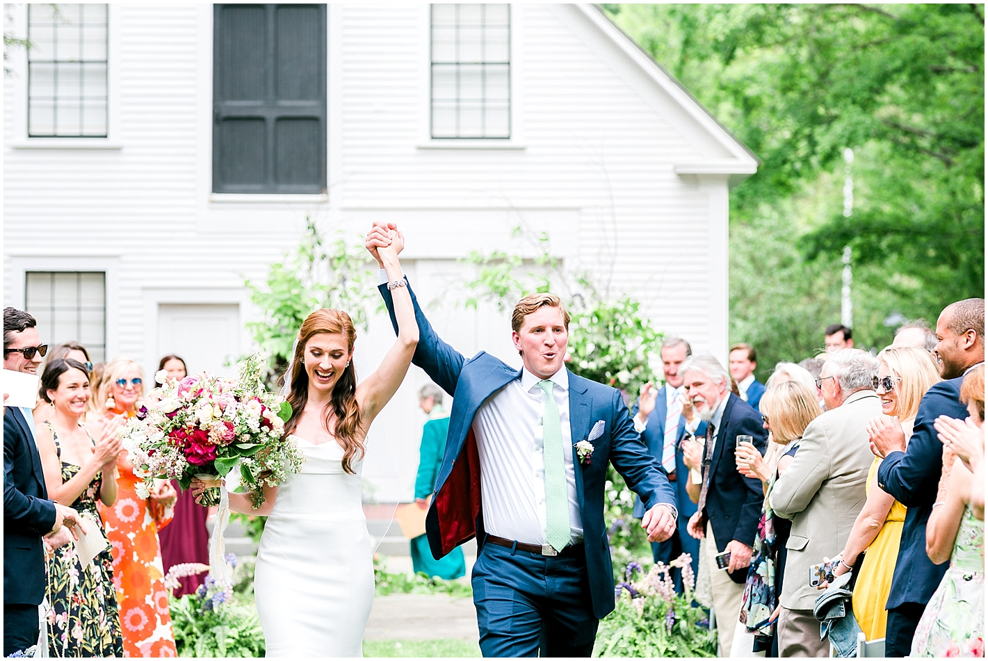 Grooms reactions to being married Photos by Alyssa Parker Photography