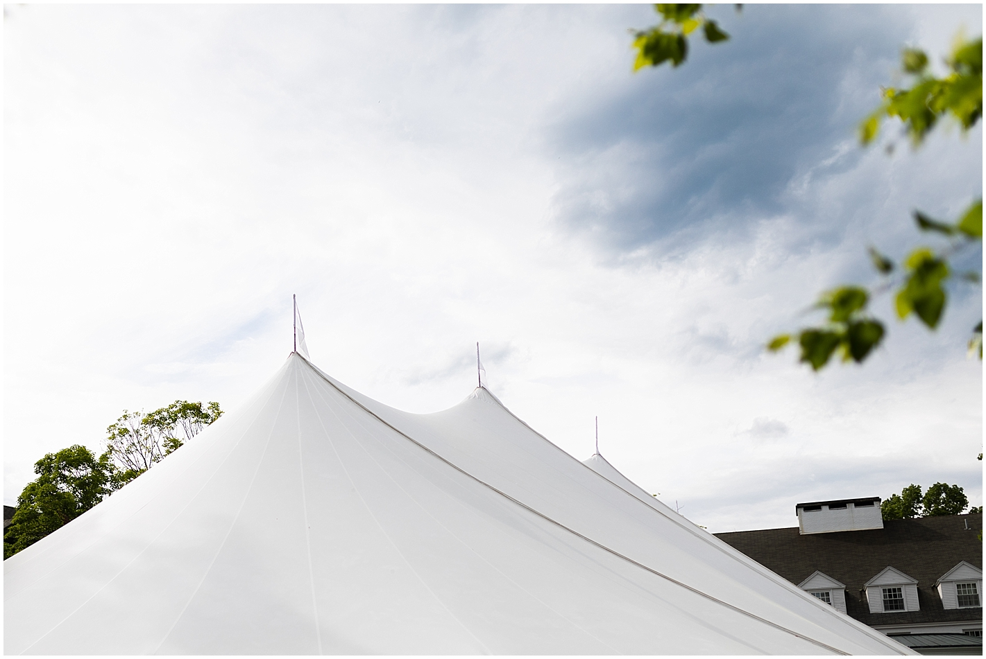 Tent Wedding Photos by Alyssa Parker Photography