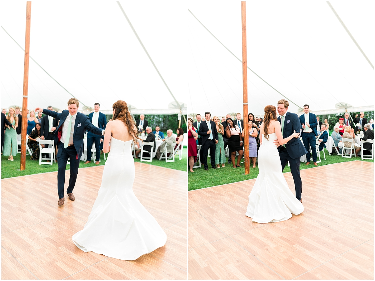 Adorable First Dance Photos by Alyssa Parker Photography