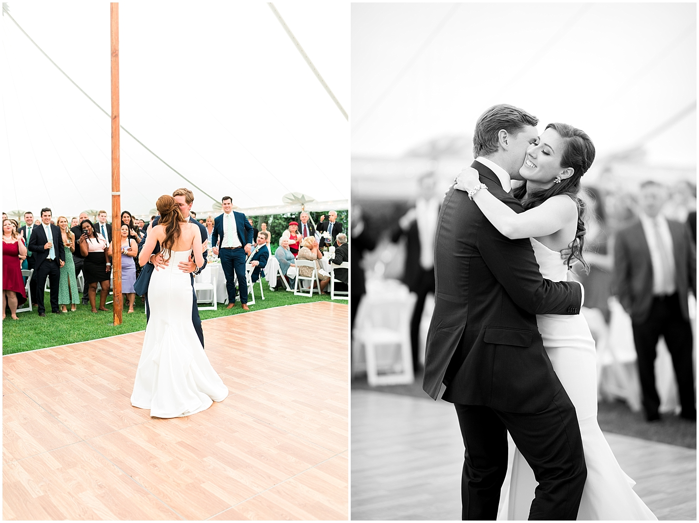 Romantic First Dance Photos by Alyssa Parker Photography