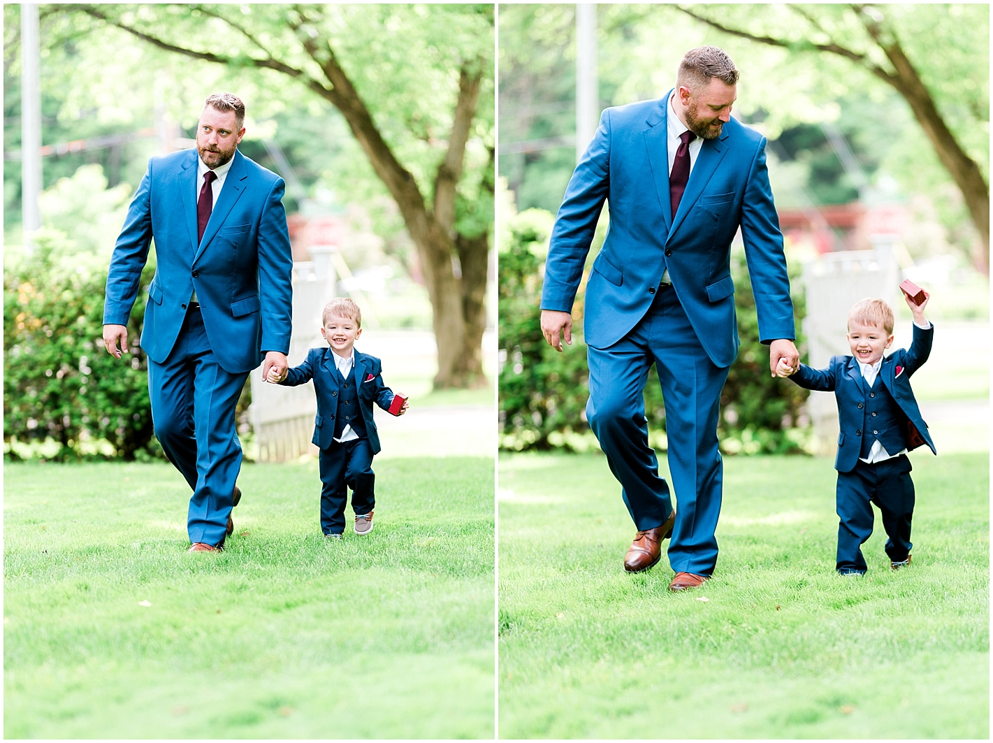 Ring bearer Photos By Alyssa Parker Photography