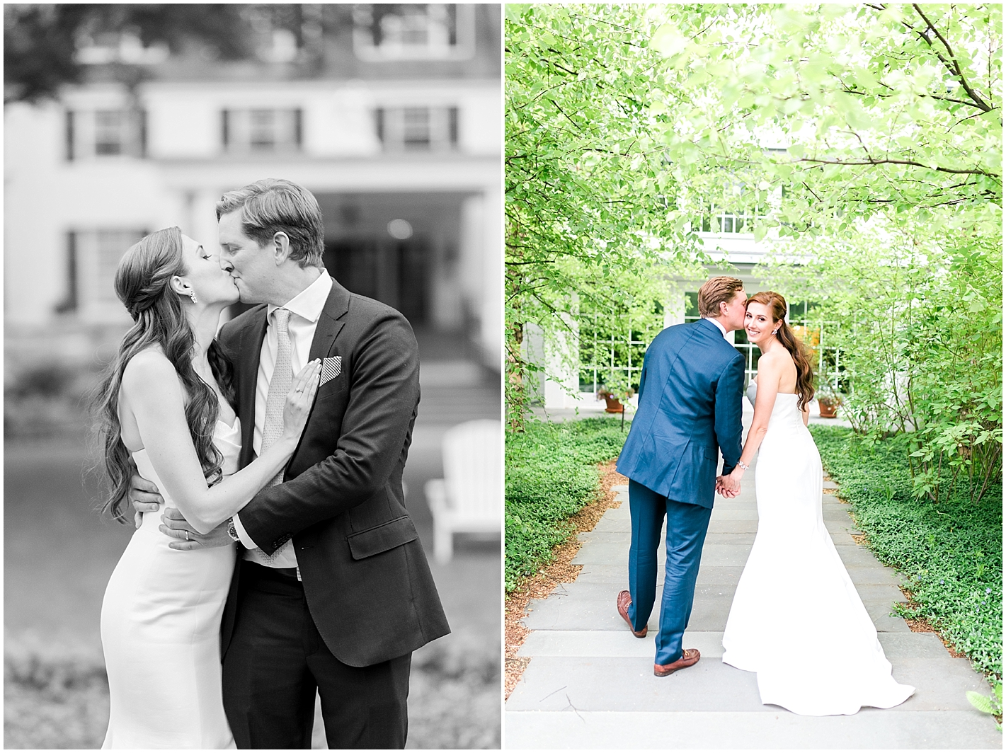 Woodstock Inn June Wedding Portraits By Alyssa Parker Photography