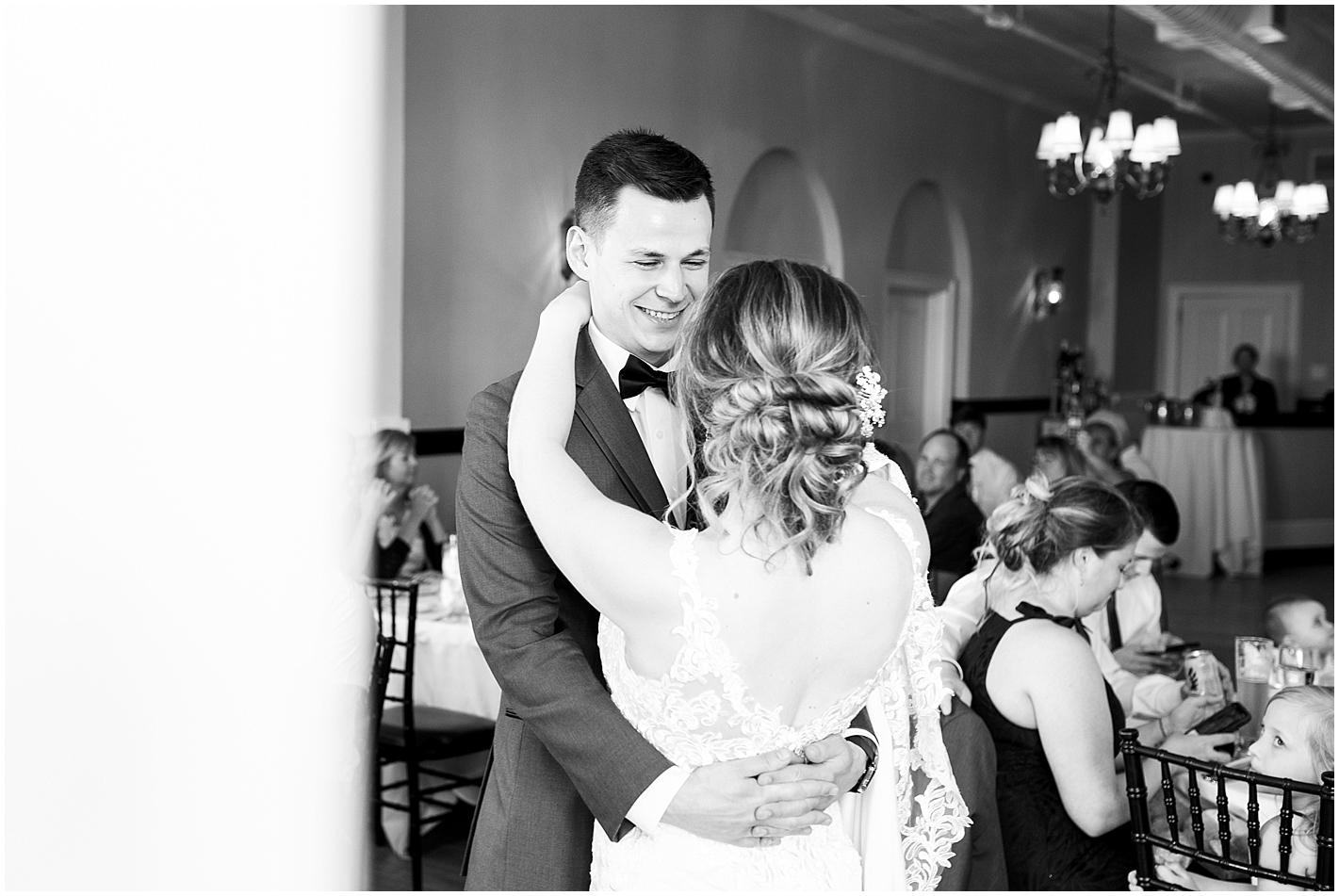 Vics by the River Savannah GA Wedding Reception Photos by Alyssa Parker Photography