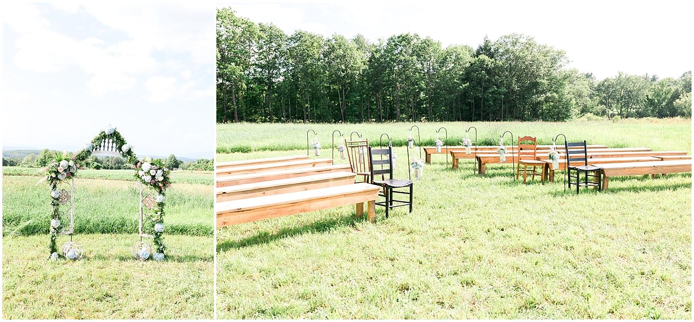 Gilfford NH Wedding Venue Timber Hill Farm Photos by Alyssa Parker Photography