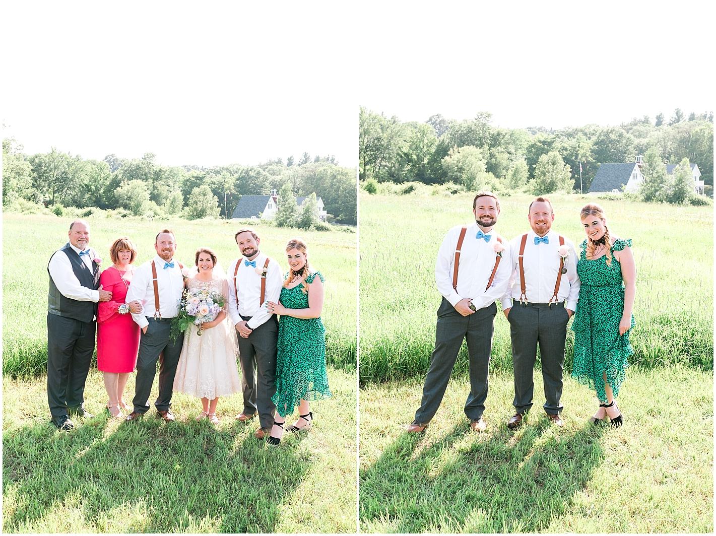 Family Wedding Photos by Alyssa Parker Photography