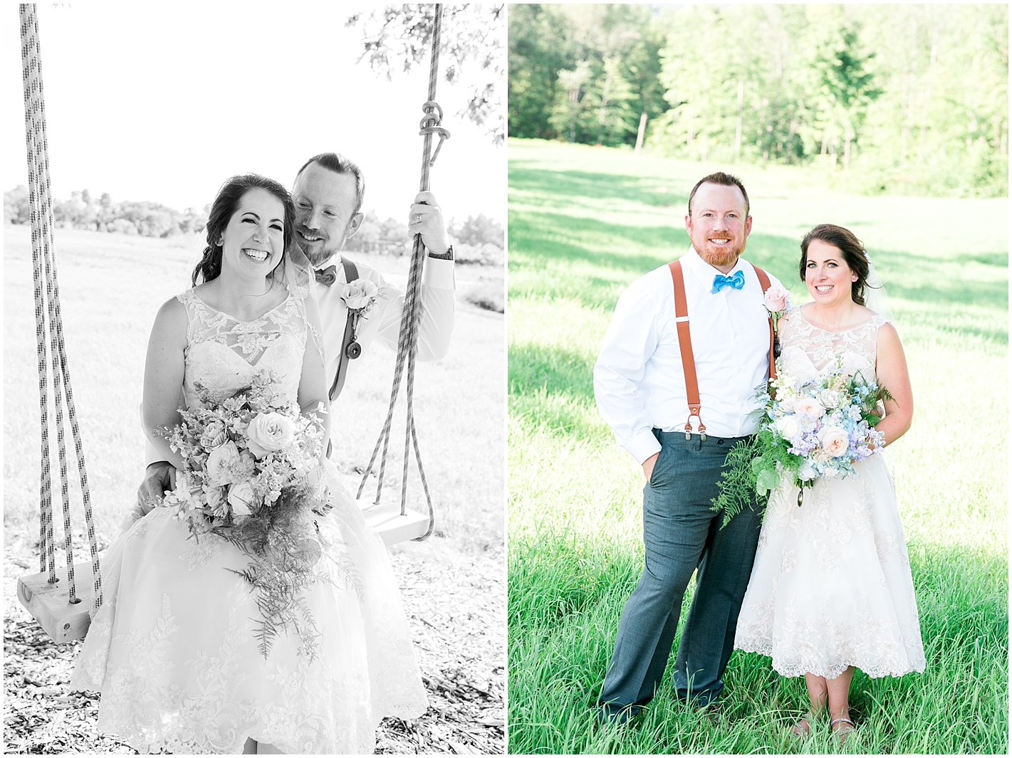 Alice and Wonderland Themed Wedding Portraits by Alyssa Parker Photography