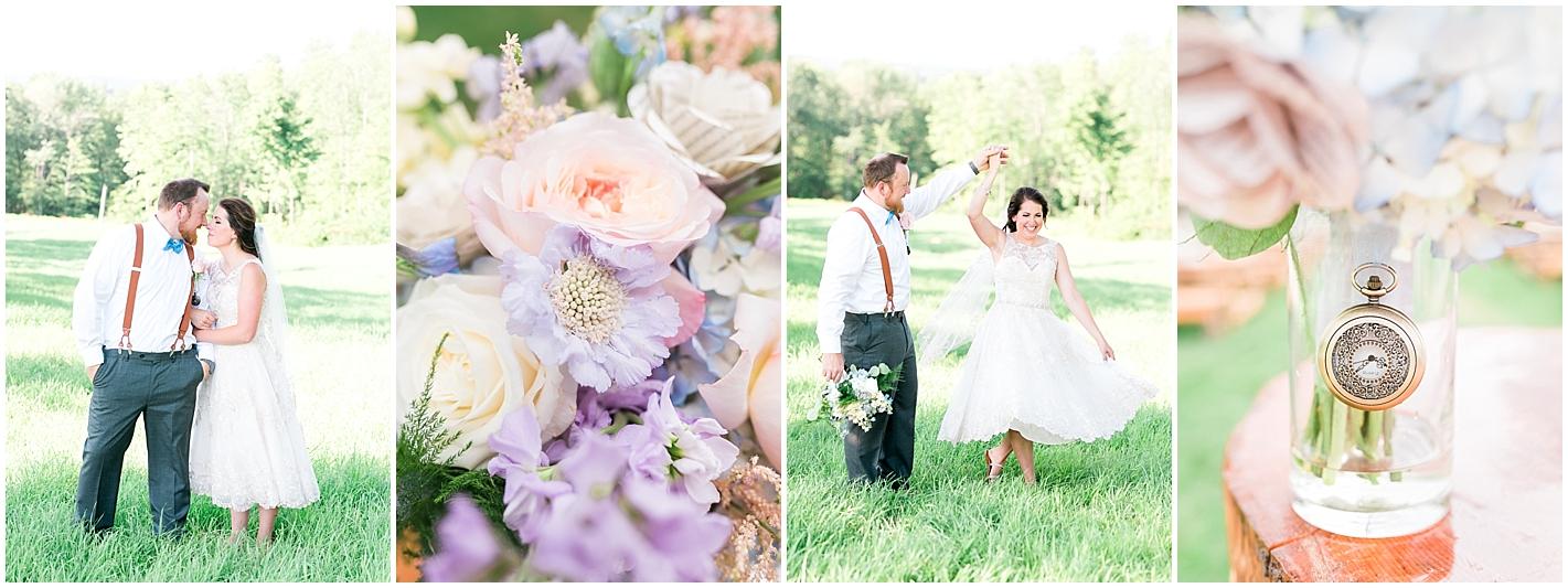 Alice in Wonderland Wedding - New Hampshire - Alyssa Parker Photography