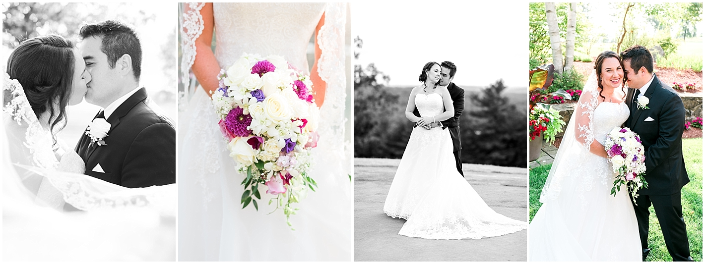 Sky Meadow Country Club Wedding Photos by Alyssa Parker Photography