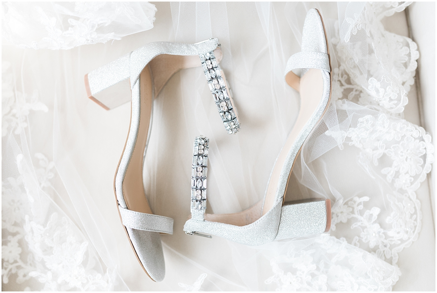 Chunky wedding heels photos by Alyssa Parker Photography