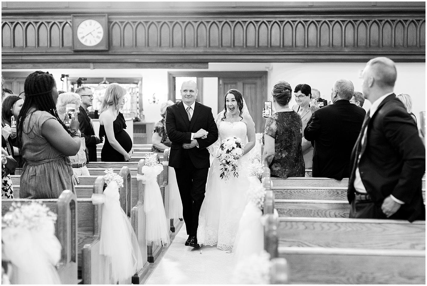 Nashun Methodist church wedding New Hampshire Photos By Alyssa Parker Photography