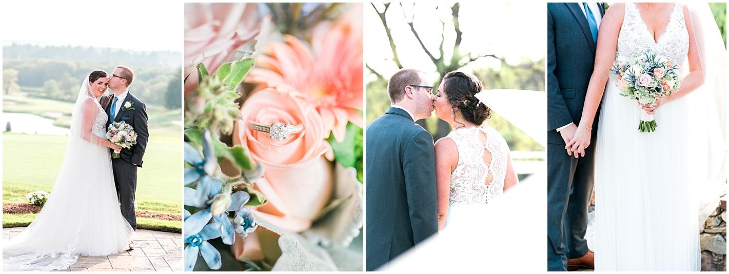 Merrimack Valley Golf Course Methuen MA Wedding Photos by Alyssa Parker Photography