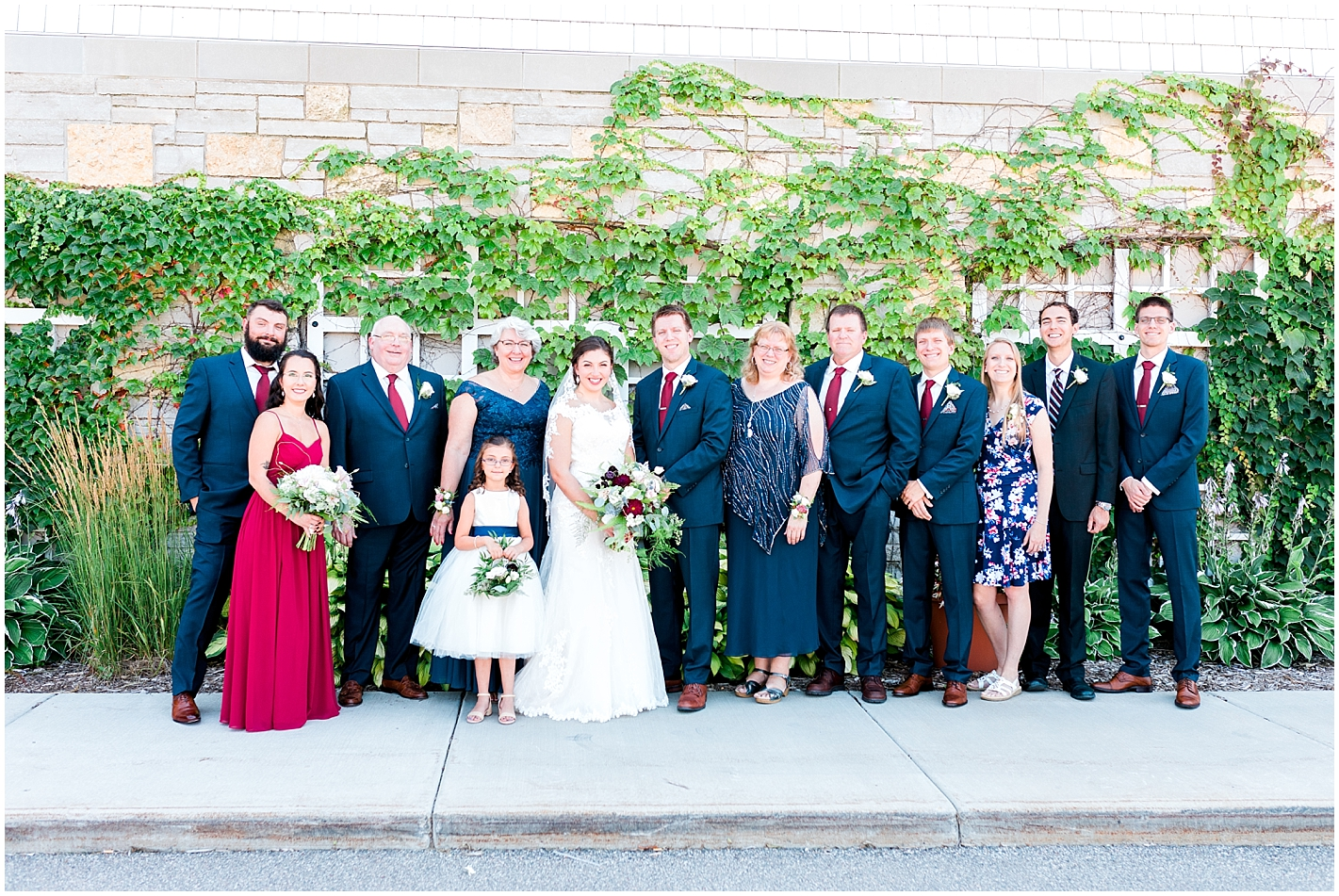 Family Wedding Formal By Alyssa Parker Photography