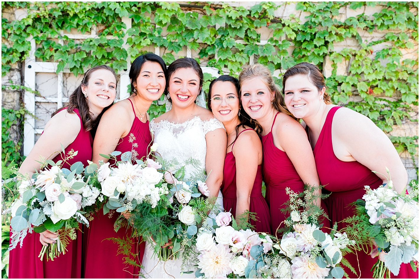 Bridesmaid Portraits By Alyssa Parker Photography