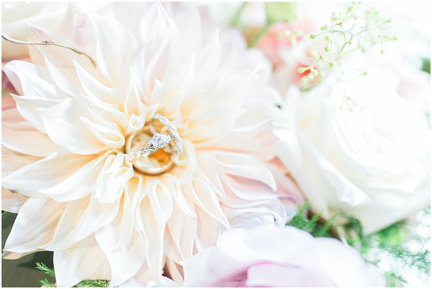 Flower Ring shot By Alyssa Parker Photography