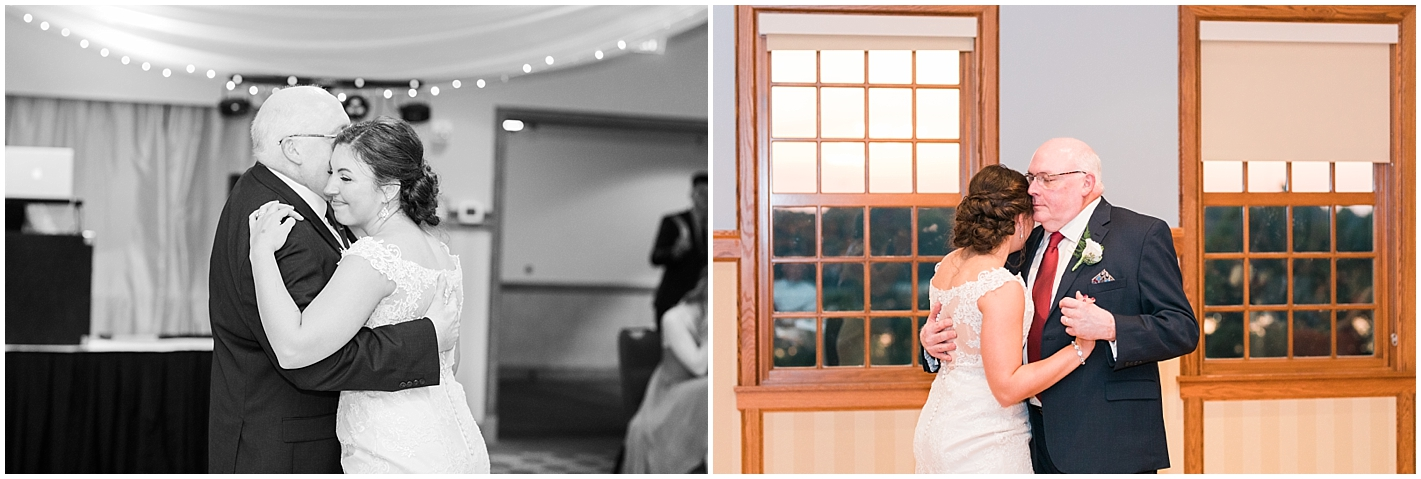 Reception at Keller Golf Course MN by Alyssa Parker Photography
