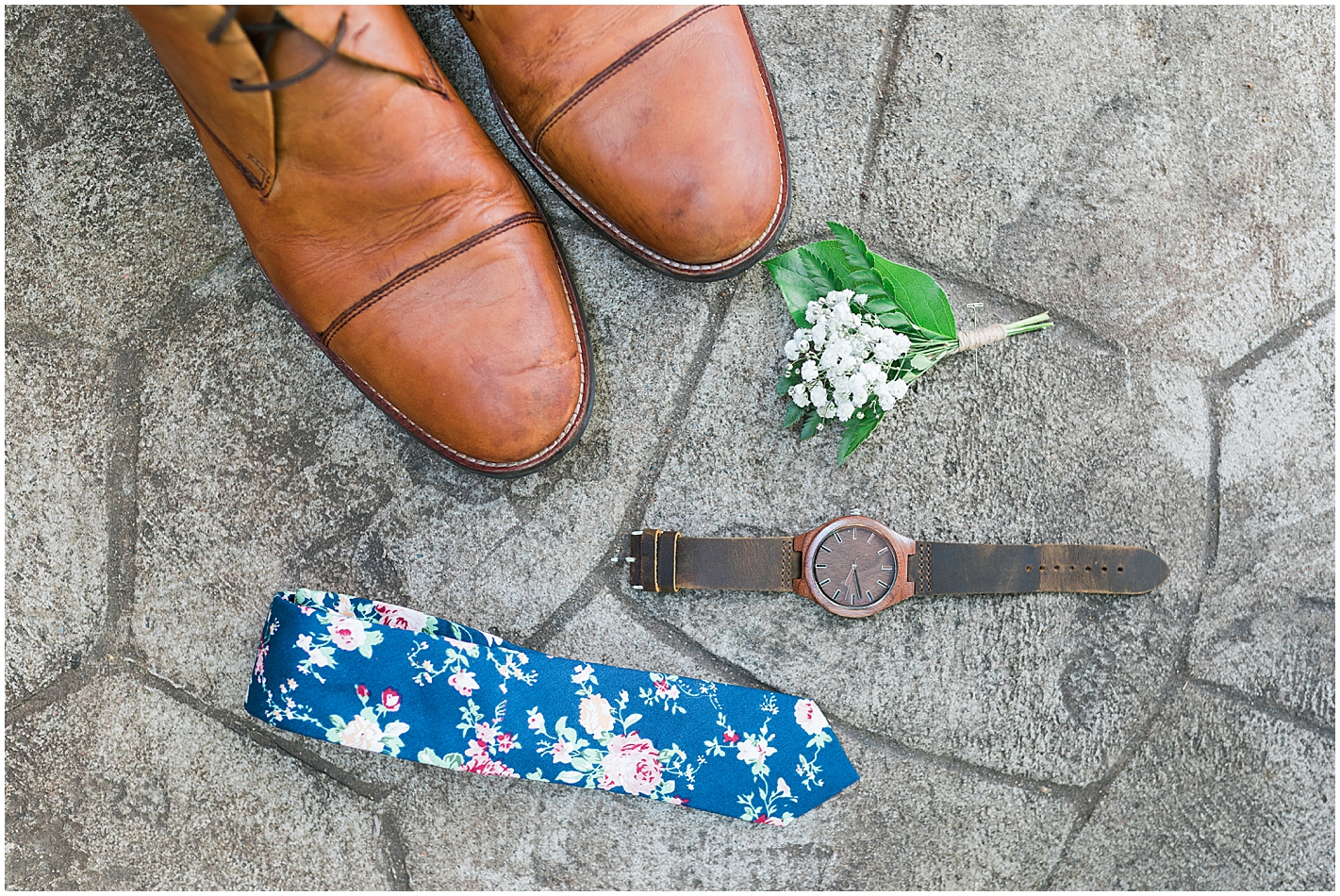 wooden watch groom gift photo by Alyssa Parker Photography
