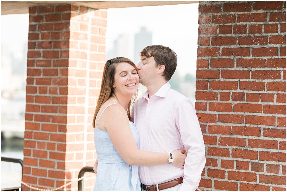 Charlestown Engagement Session by Alyssa Parker Photography