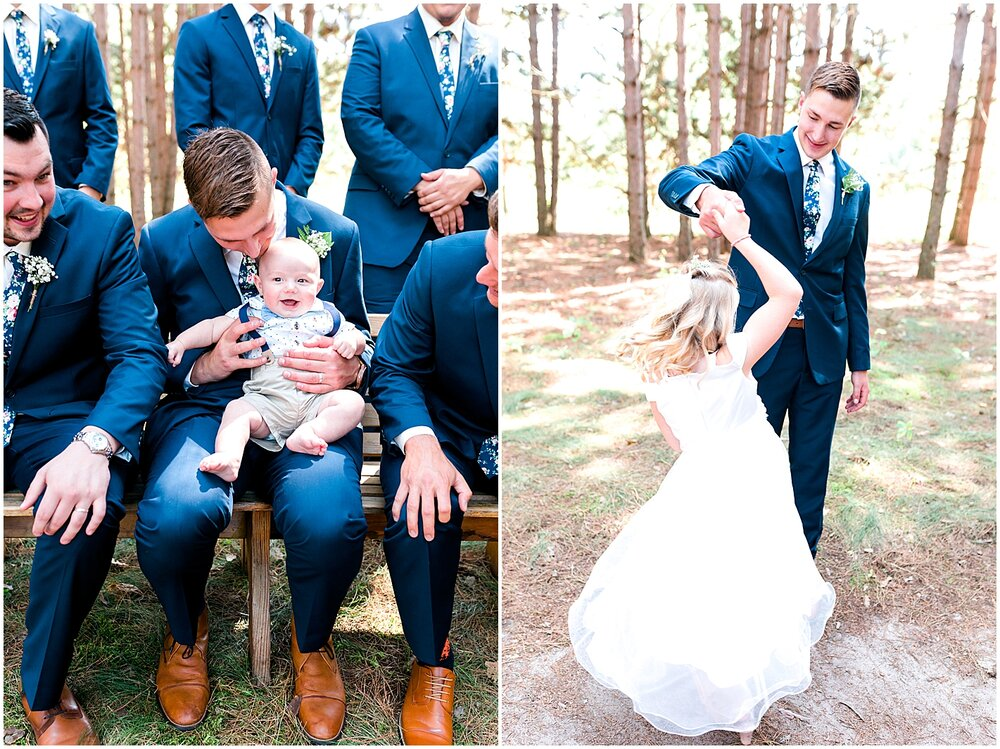Wedding at Elks youth camp by Alyssa Parker Photography