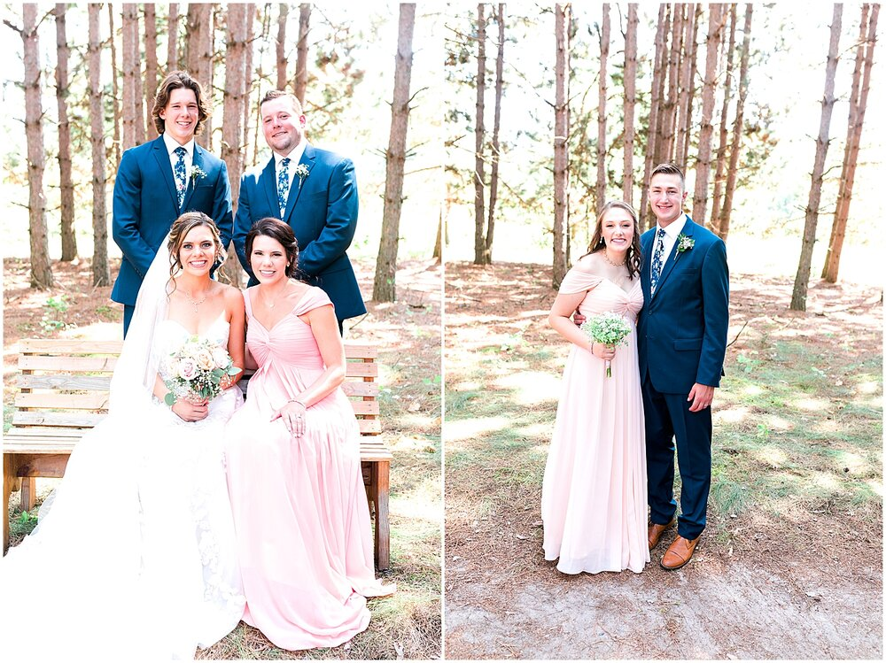 Sibling Wedding photo by Alyssa Parker Photography