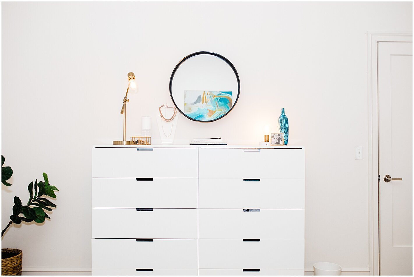 Ikea Bedroom Furniture photo by Alyssa Parker Photography