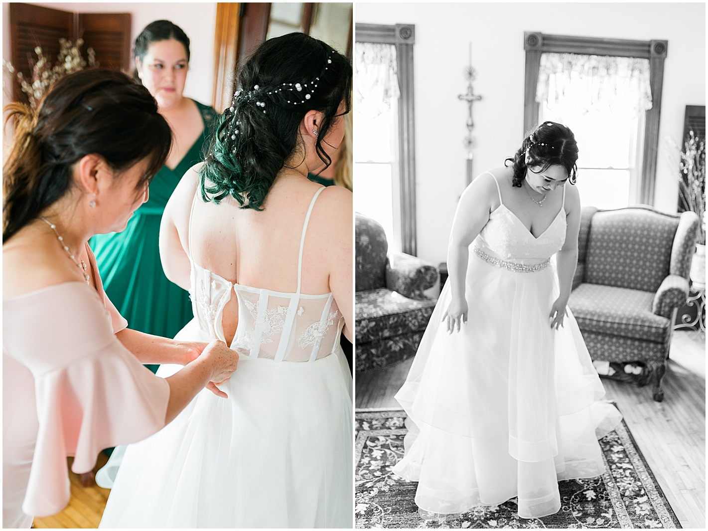 Wedding in Rochester New Hampshire Photos by Alyssa Parker Photography