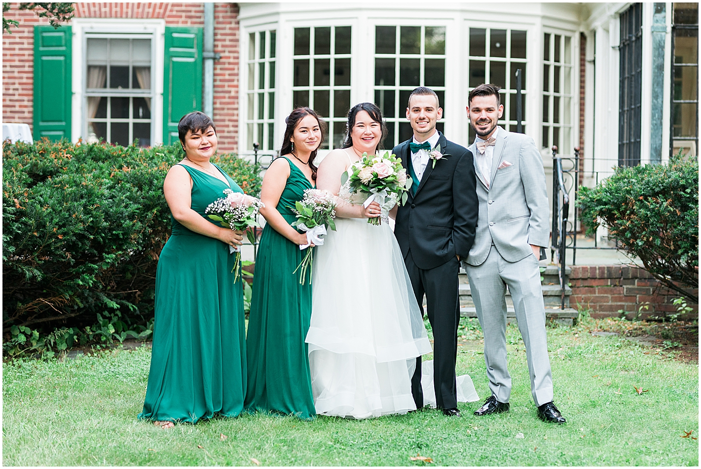 Family Formals at Governors Inn Photos by Alyssa Parker Photography