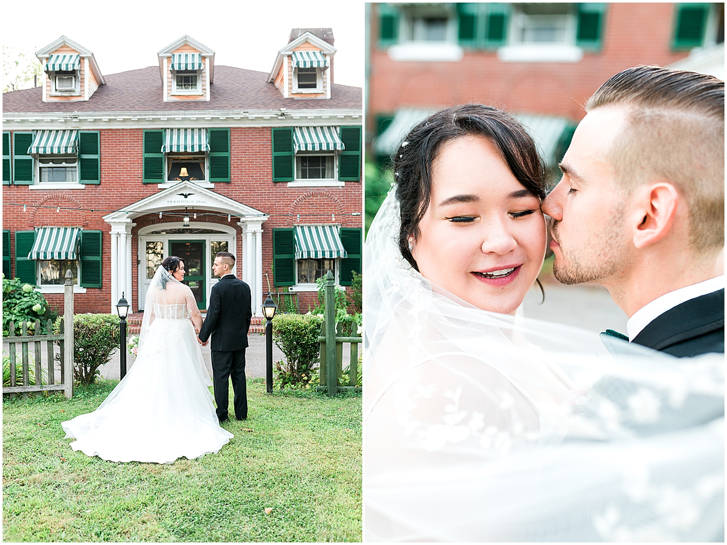 Wedding at Governors Inn Photos by Alyssa Parker Photography