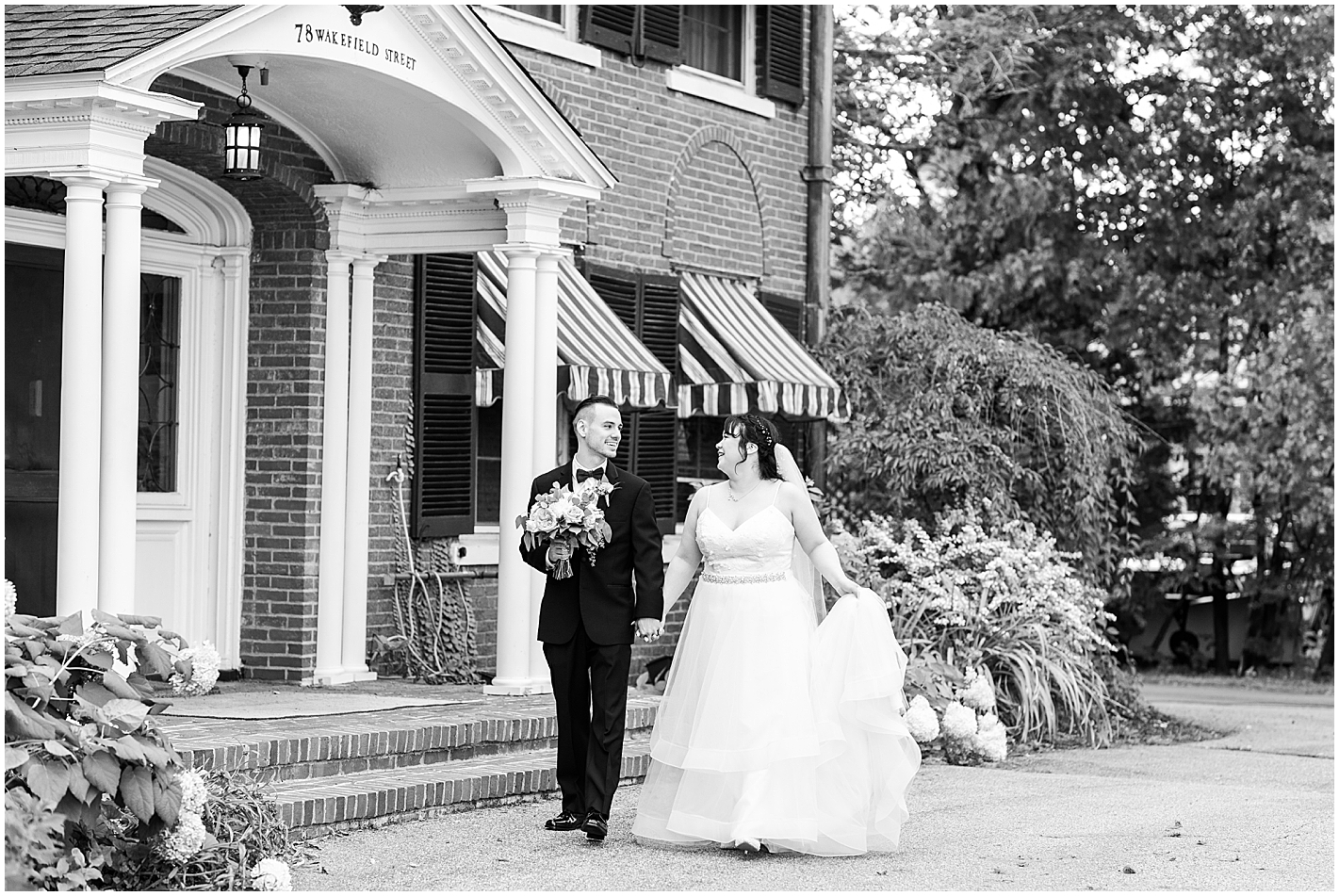Late Summer Wedding at Governors Inn Photos by Alyssa Parker Photography