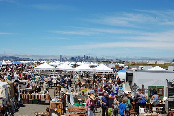 Photo Via Alameda Antiques Faire
