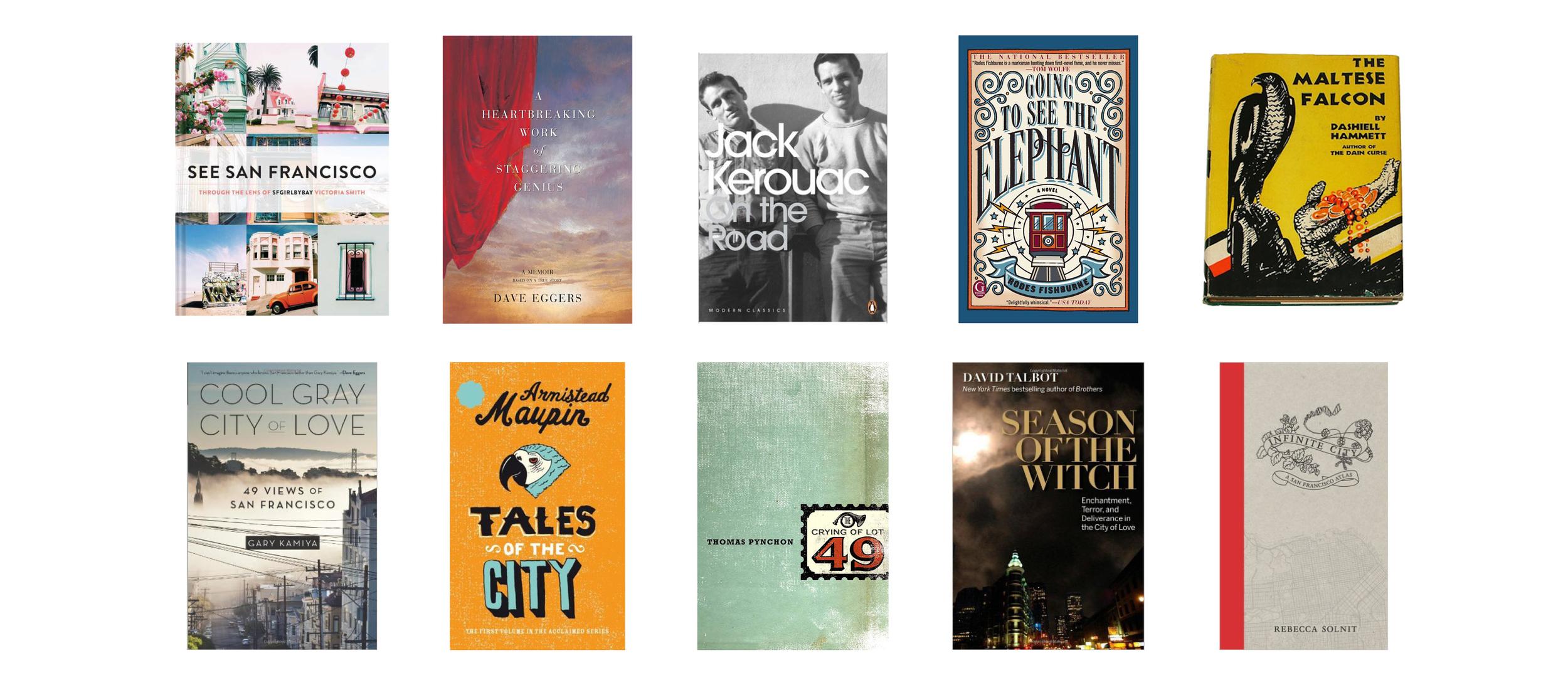 Top 10 SF Books