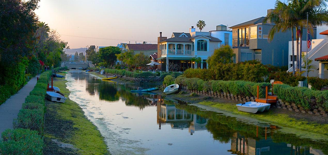 Venice Canals LA