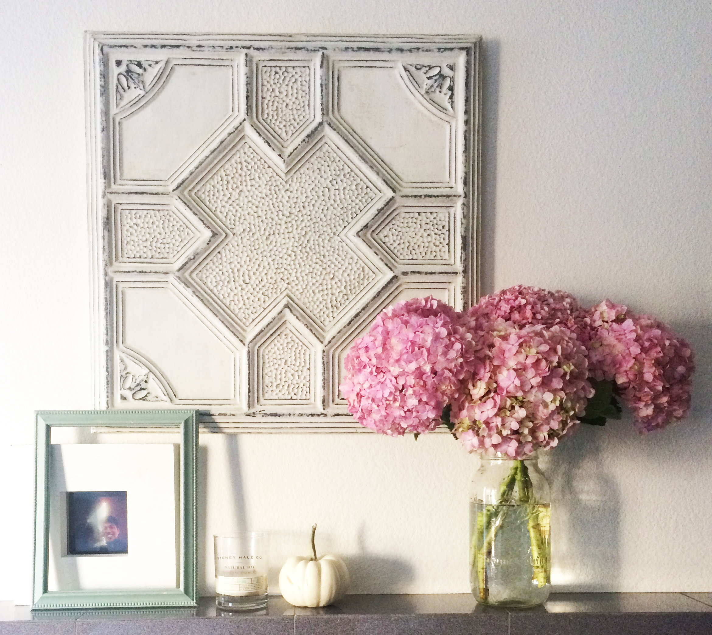 fire place styling