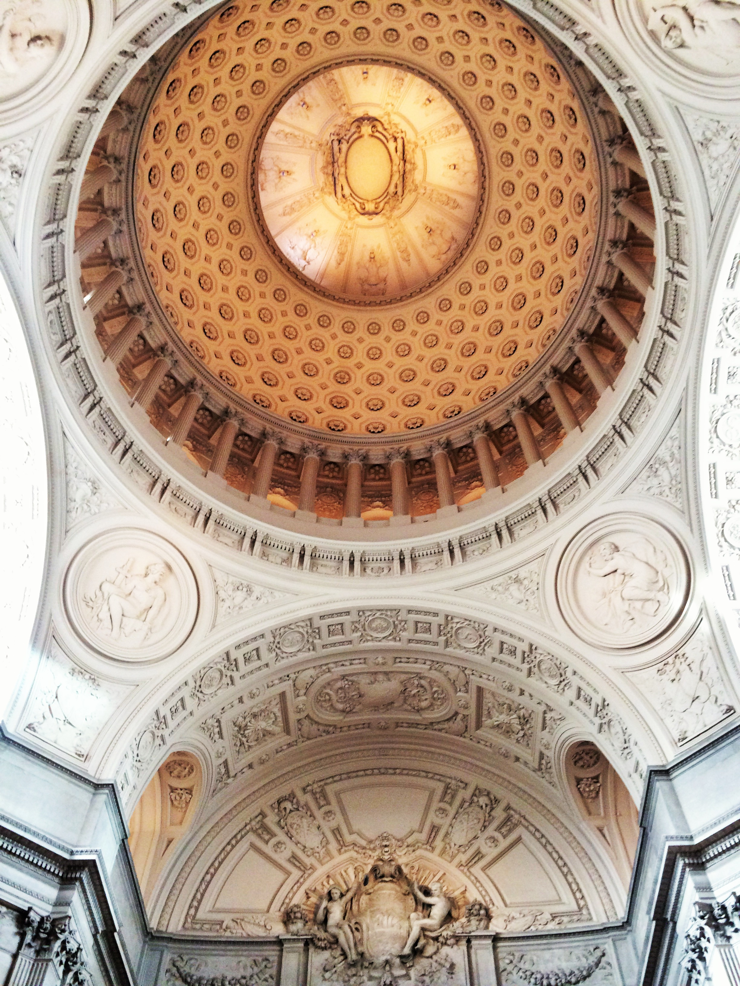 city hall dome sf