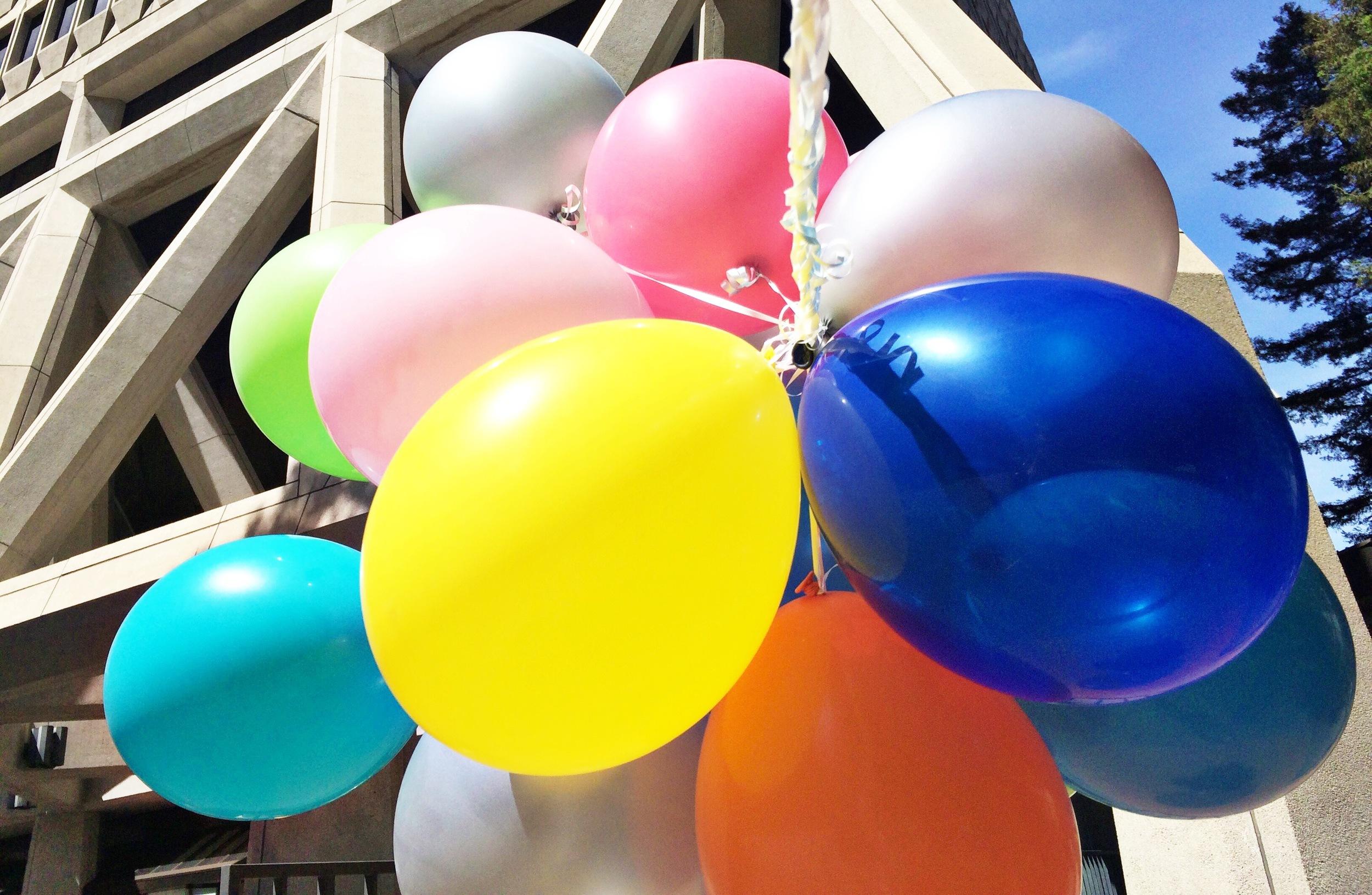balloons san francisco