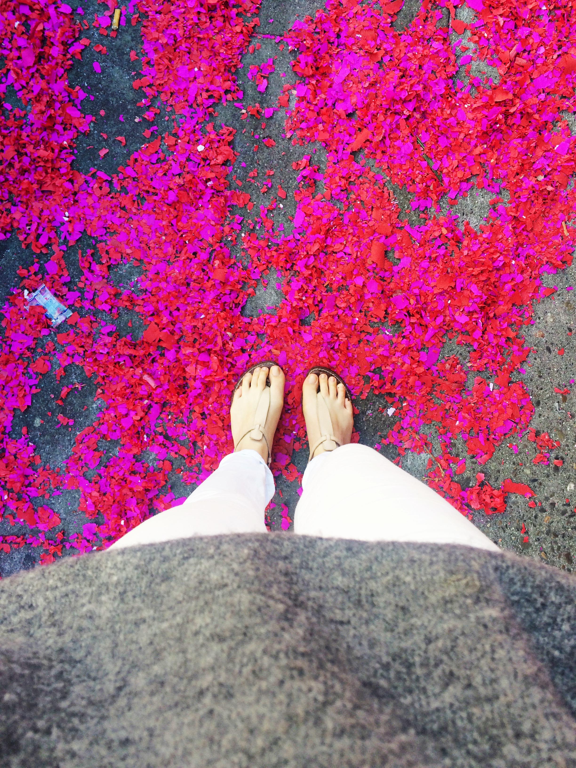 pink spiration