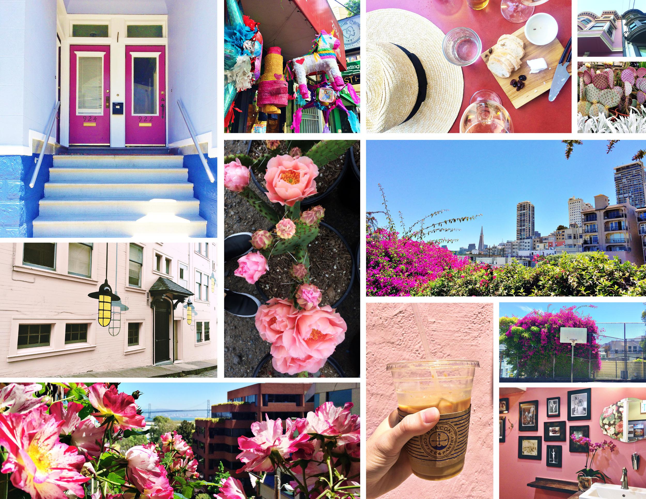 Pink-Spiration San Francisco