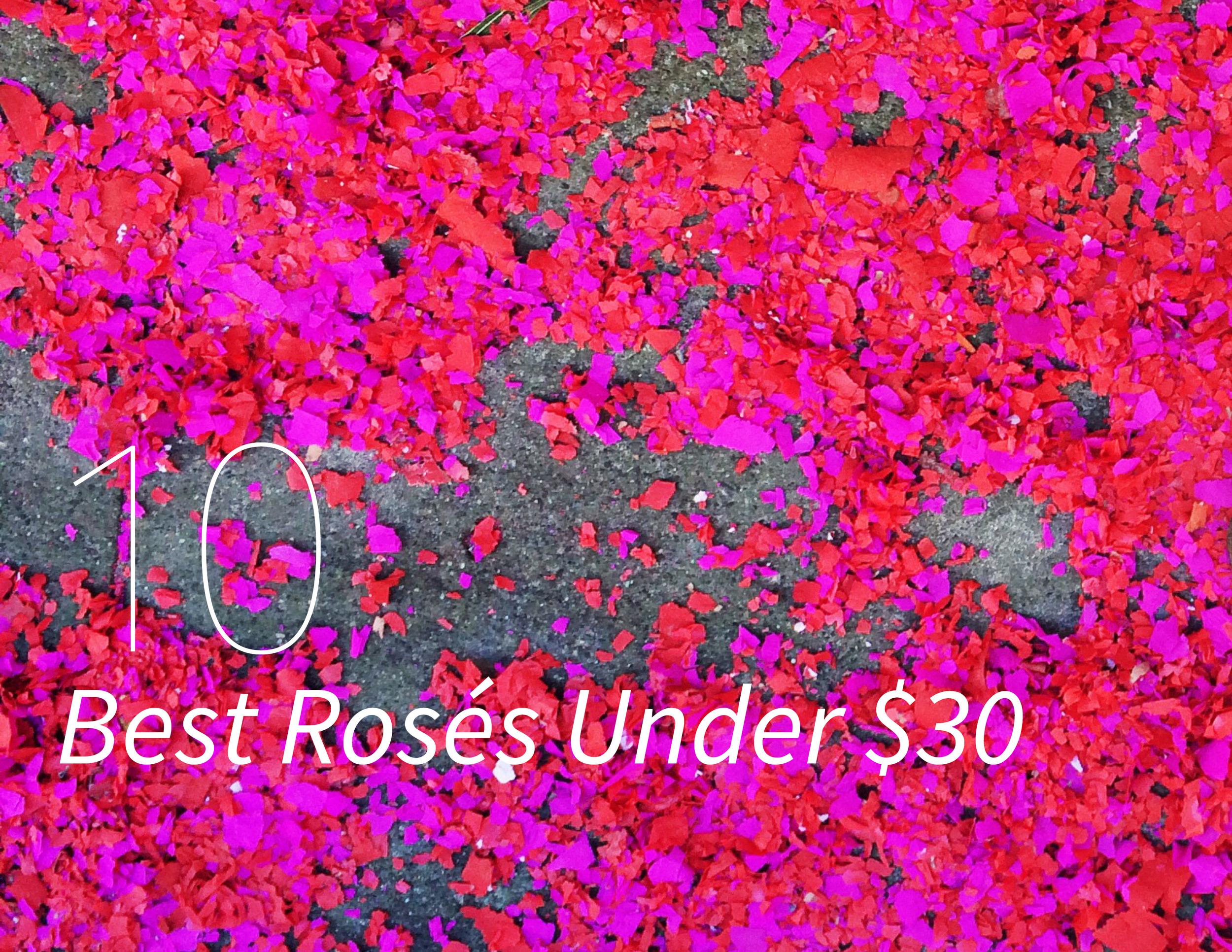 Rose for days!