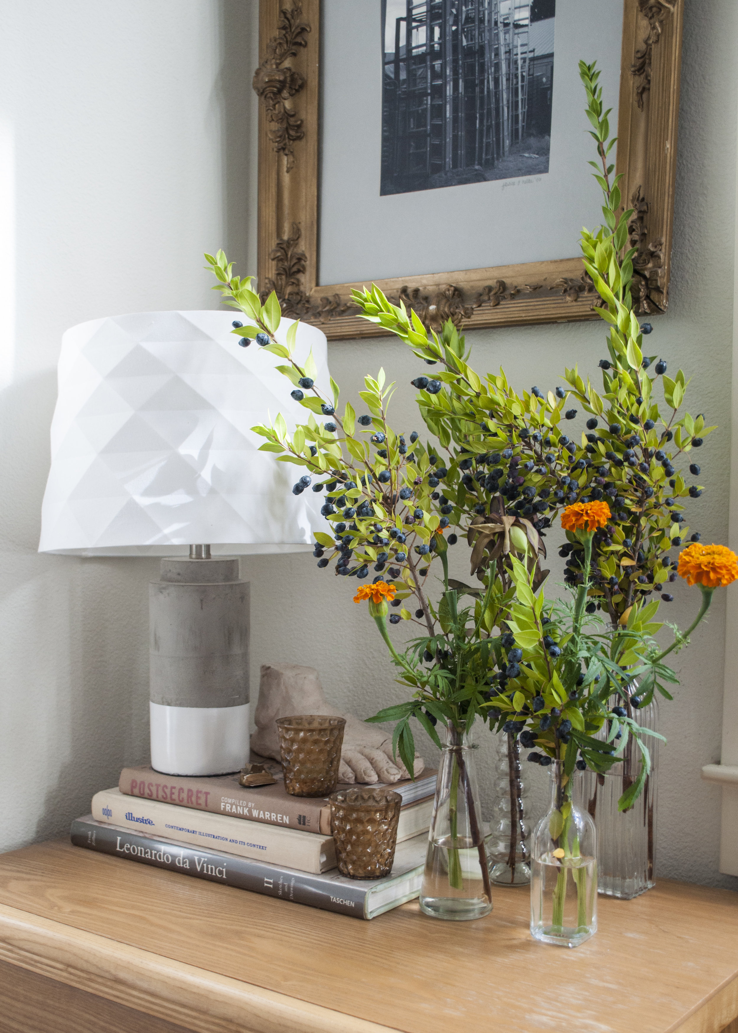 Target Style lamp home decor