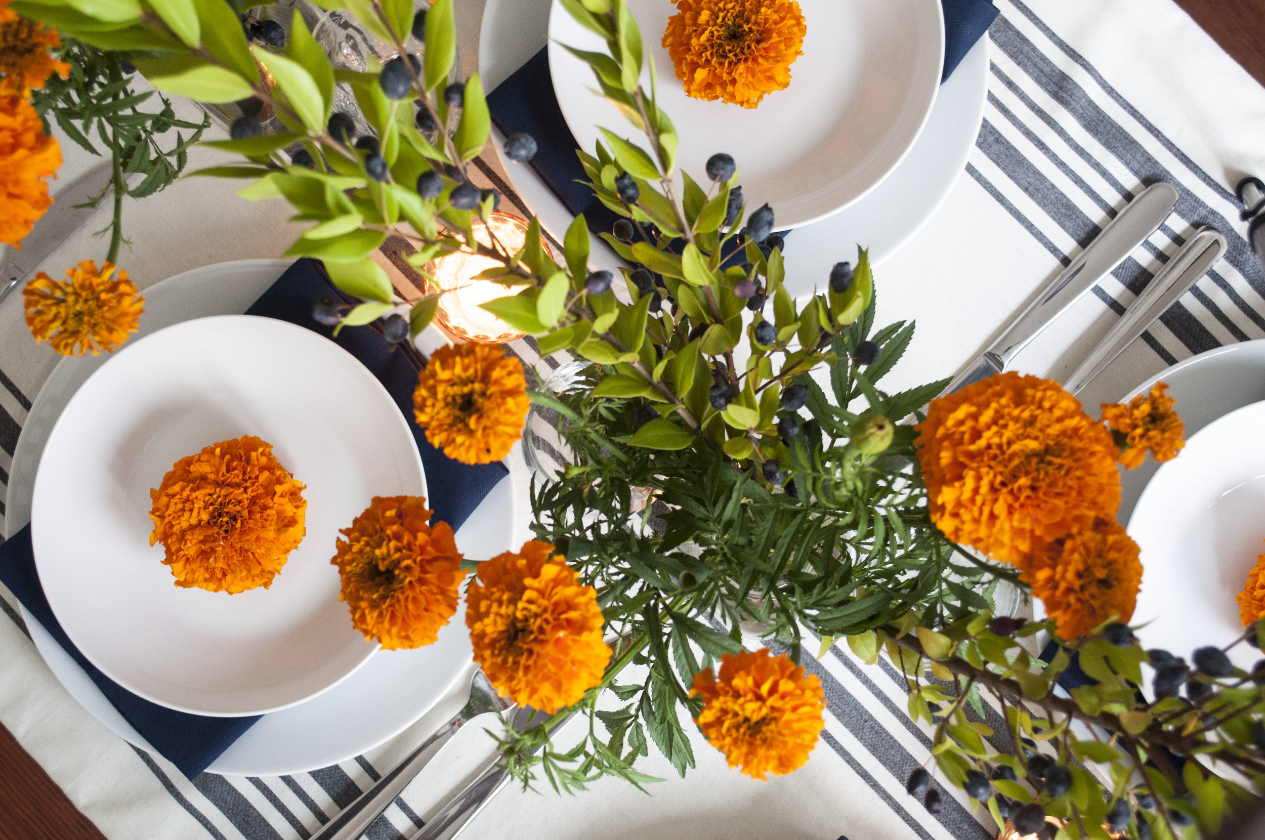 How to host a dinner party without a dinning room