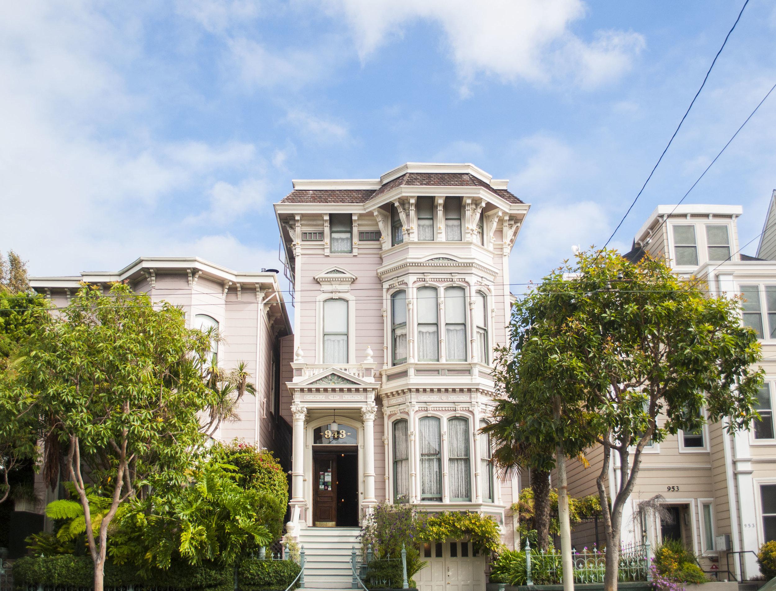 pastel houses san francisco goals