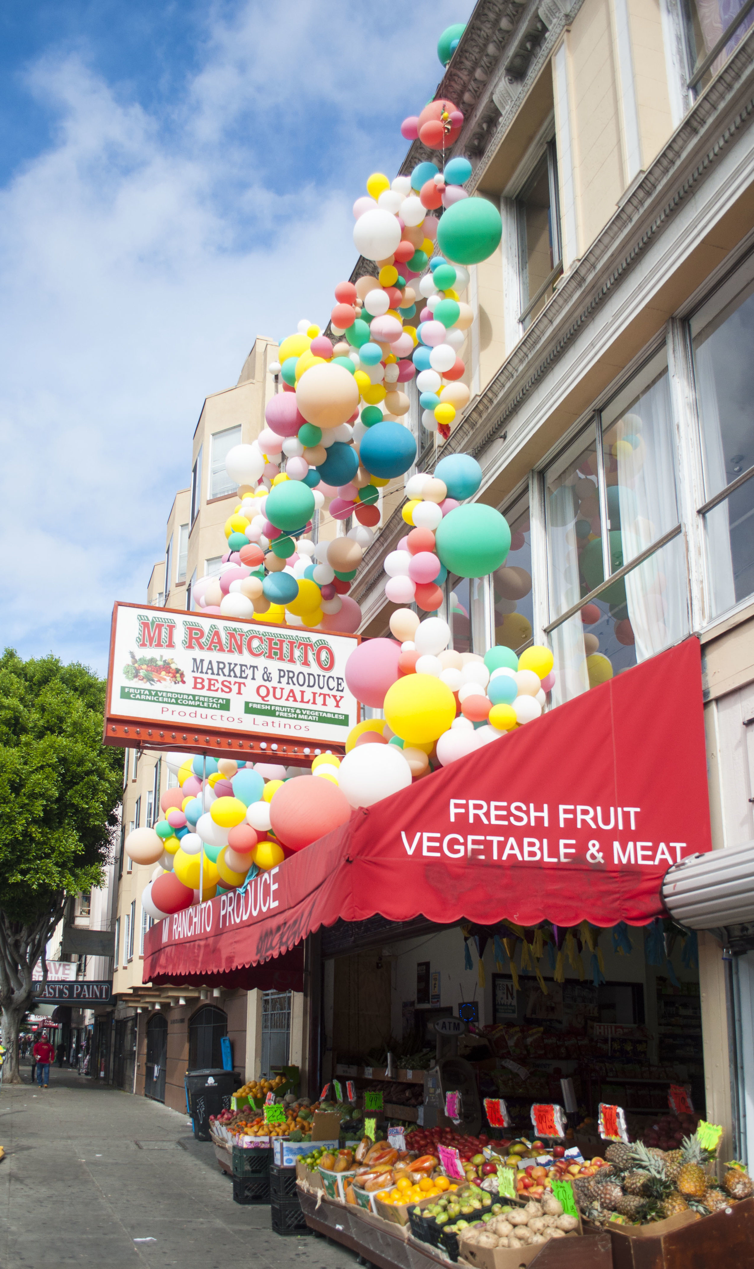 sf balloons oh happy day 2016