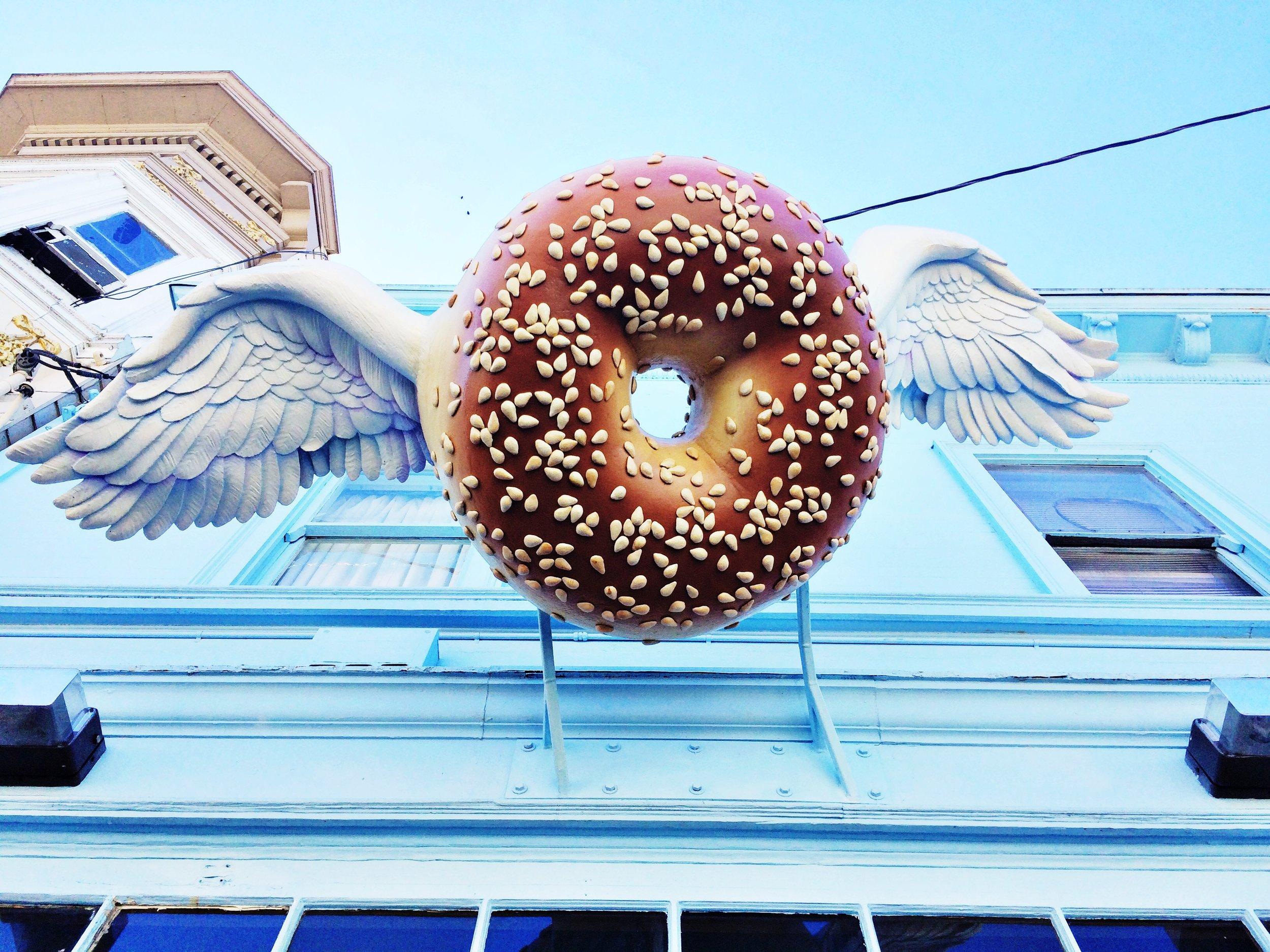 flying bagel san francisco