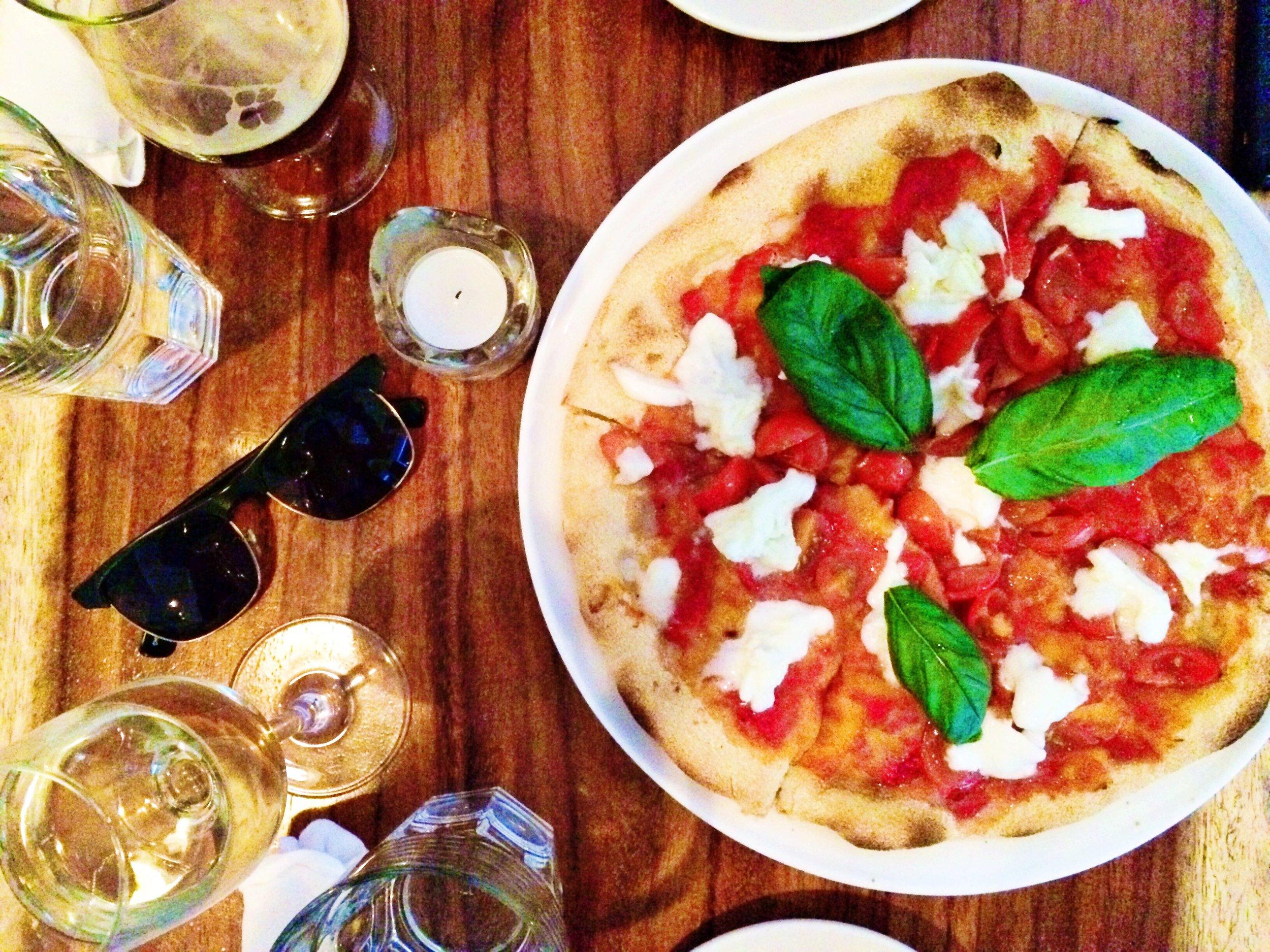 pizza san francisco foodie