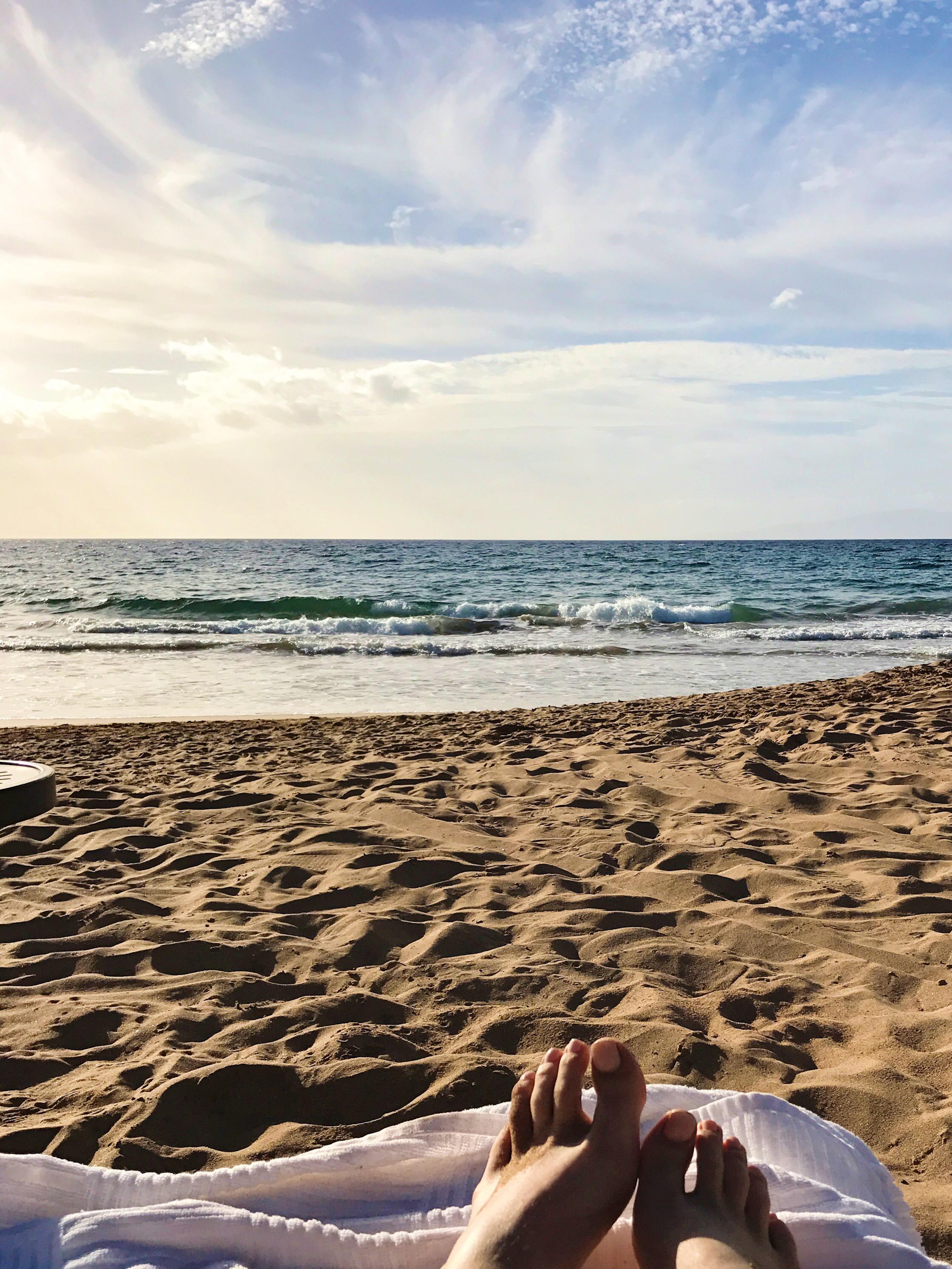 vacation wanderlust